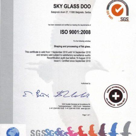 SGS-sertifikat